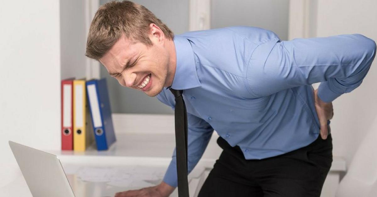 Rückenschmerzen-Ade